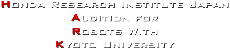 Honda Research Institute Japan Audition for Robots With Kyoto University